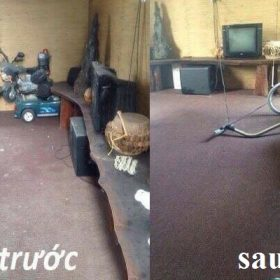 Dịch vụ vệ sinh thảm