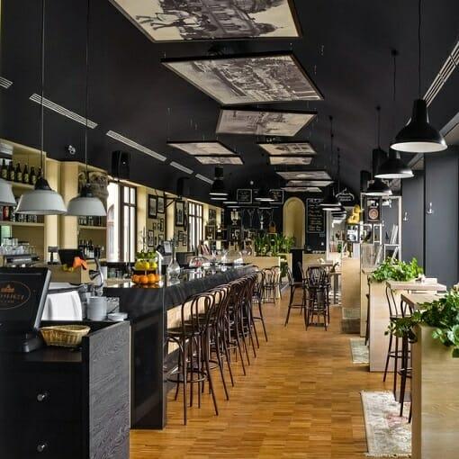Vệ sinh quán ăn - Vệ sinh quán cà phê chuyên nghiệp giá rẻ