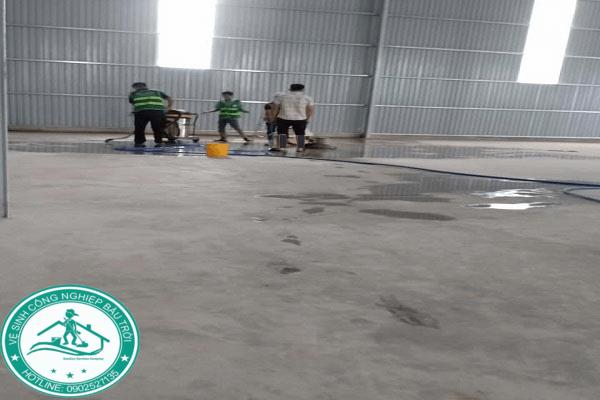 Tại sao nên vệ sinh nhà xưởng