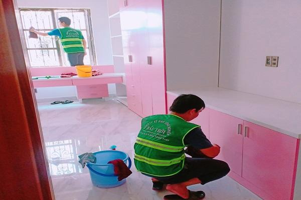 Vệ sinh công nghiệp Tân Phú