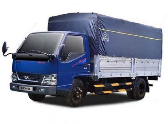 Xe tải vệ sinh công nghiệp