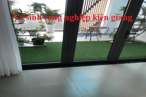 Vệ sinh công nghiệp Kiên Giang