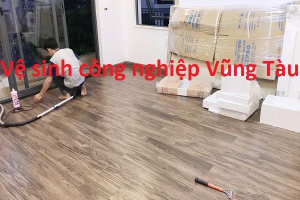 Vệ sinh công nghiệp Vũng Tàu