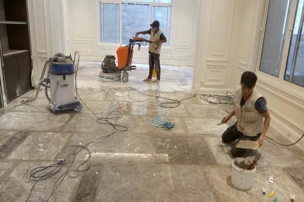 Mài sàn bê tông Đồng Nai